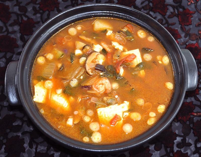 Soon Tofu Soup