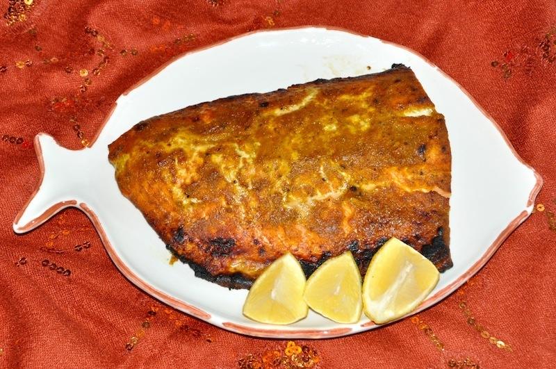 Goan Grilled Fish