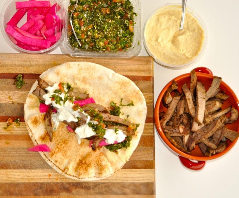 Lamb Shawarma Recipe