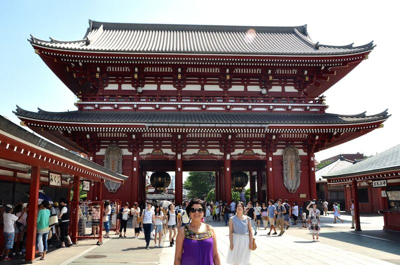 Tempura In Tokyo