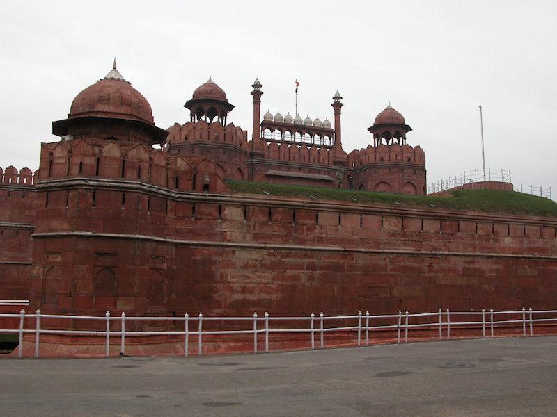 Samosas In Old Delhi