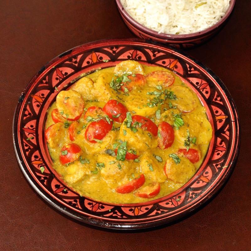 Mussaman Potato Curry