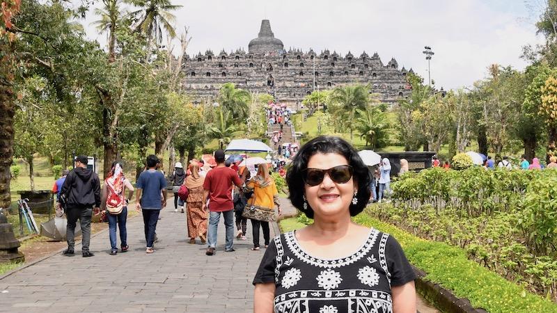 Lamb Satays In Borobudur
