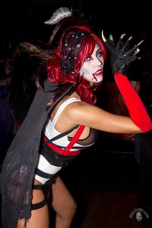 Halloween 2013 at Jungle Atlanta