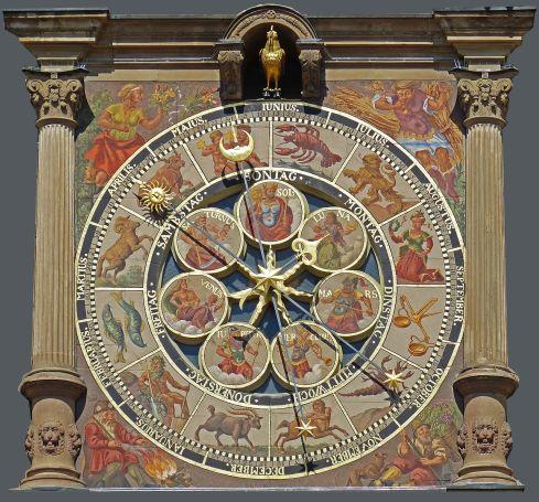 Town Hall of Heilbronn Astronomical Clock