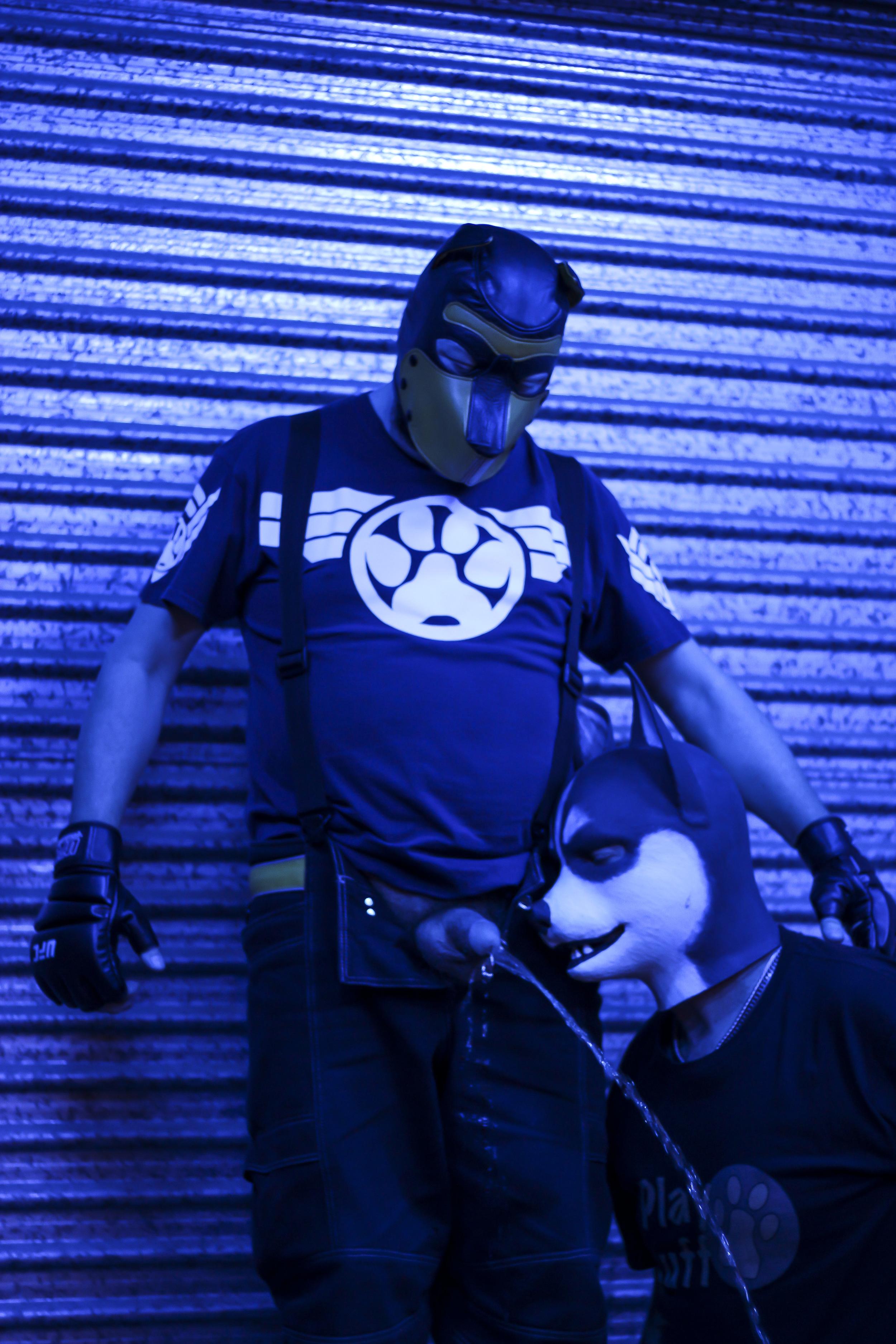 PupBoss & Wolf