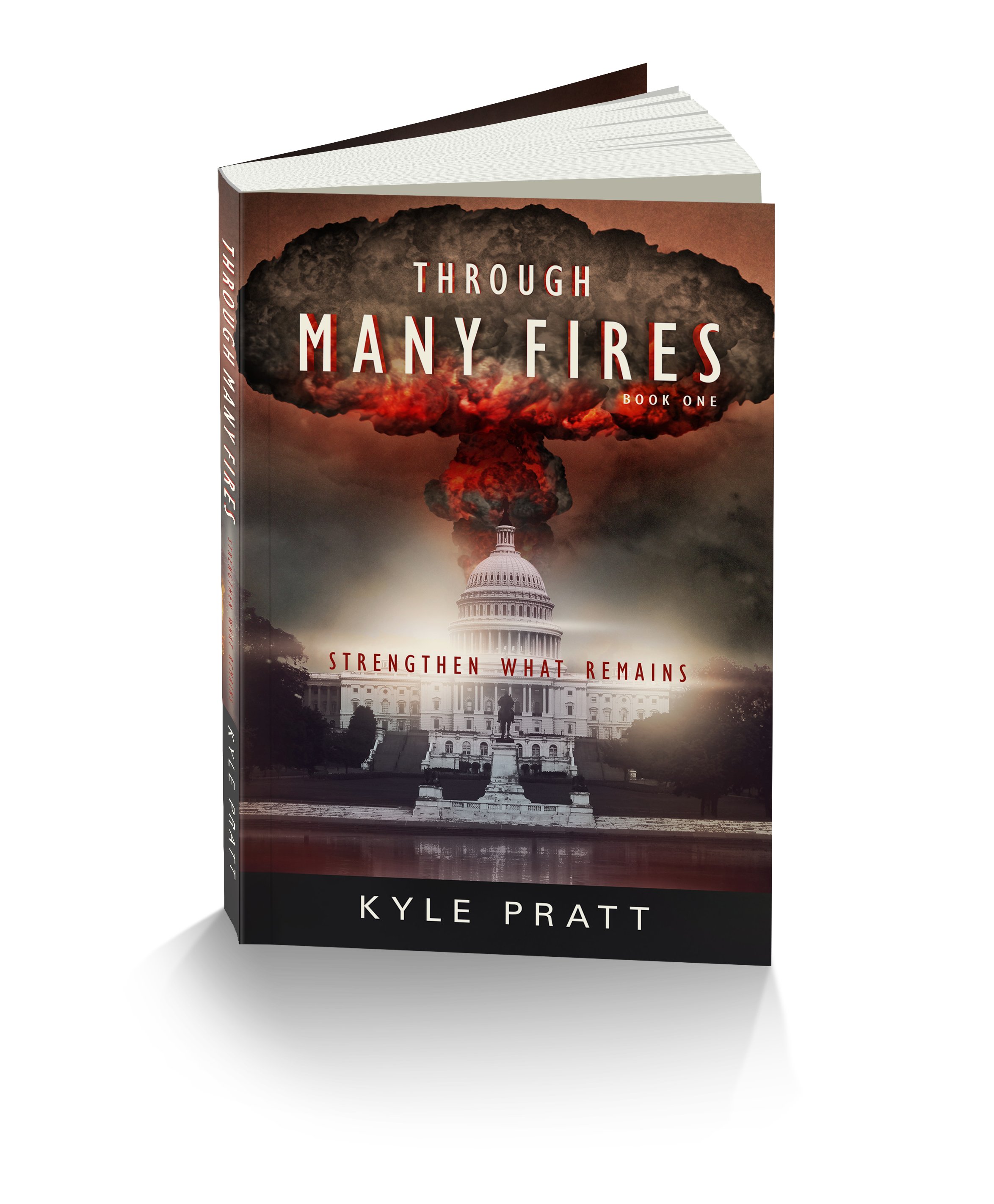 Through Many Fires, 2nd Edition