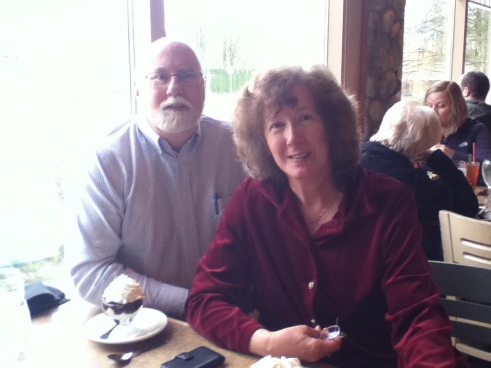 Kyle & Lorraine Pratt