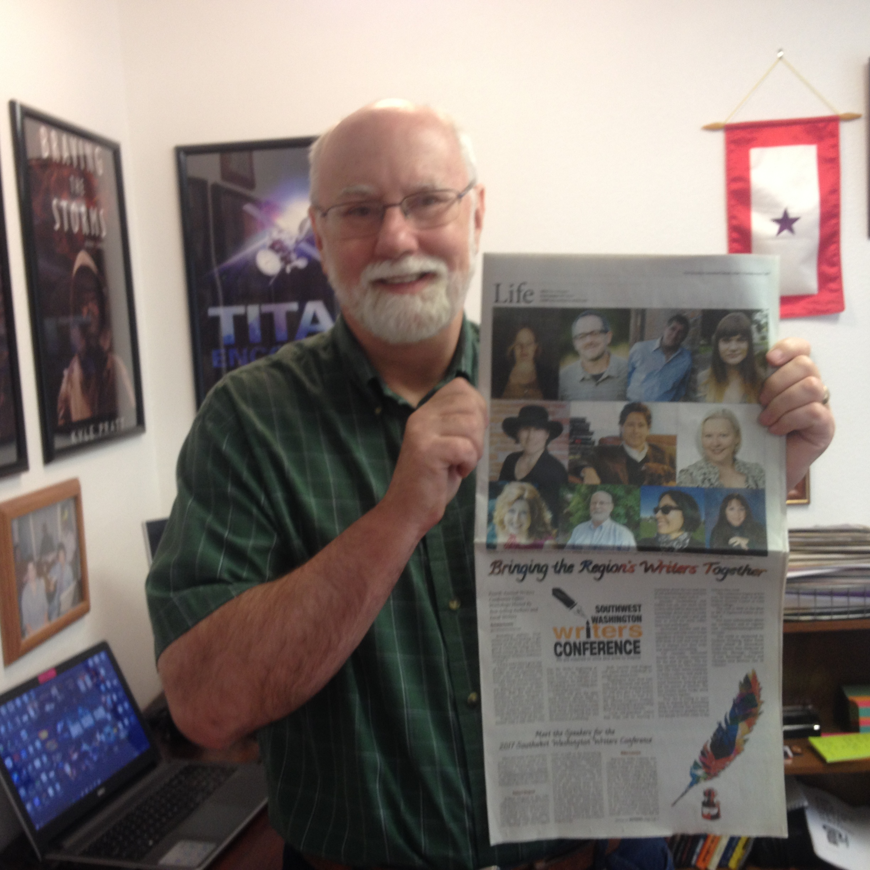 Kyle with Newspaper August 31, 2017.JPG