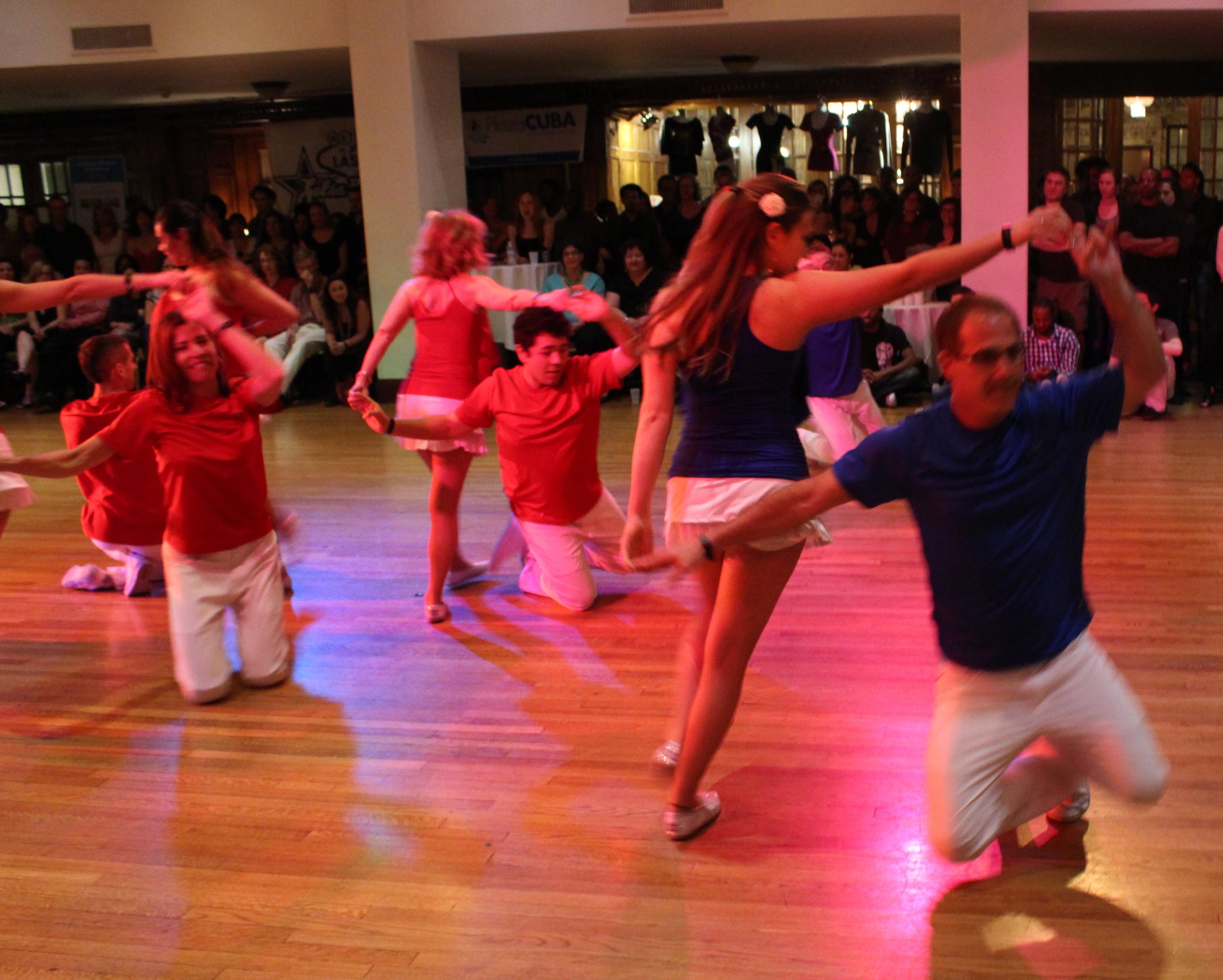 Rueda Vale Todo at 2013 Salsa Rueda Festival SF