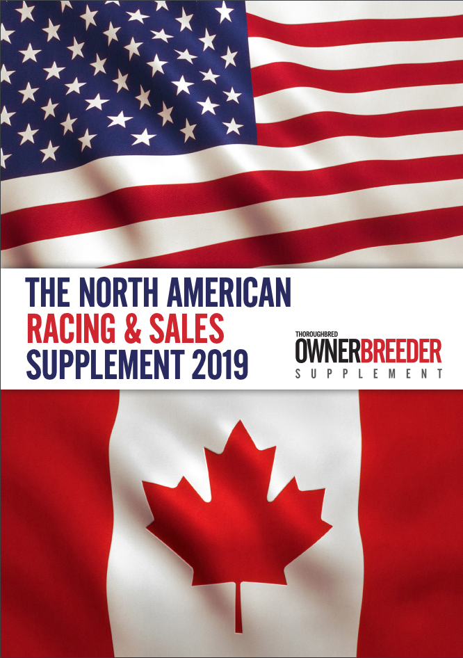 Access the North American Racing & Sales Supplement 2019 media card. Click on the cover above