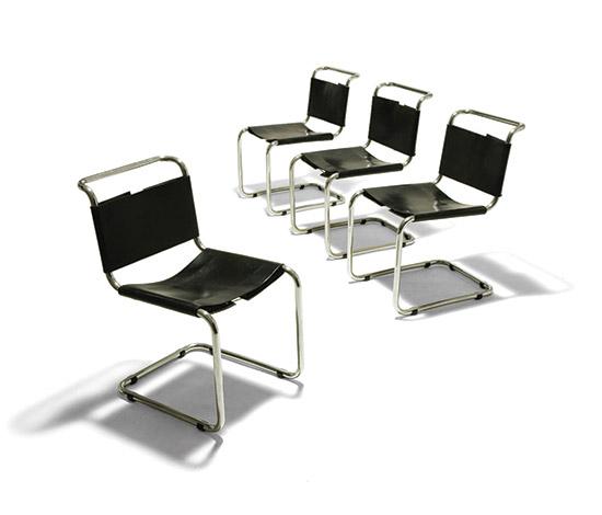 Fig 1.1    | Cesca Side chair B33, 1929, Marcel Breuer.