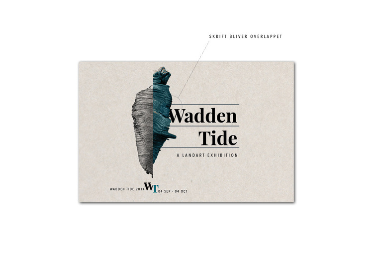 Wadden Tide / Grafisk identitet og billedstil