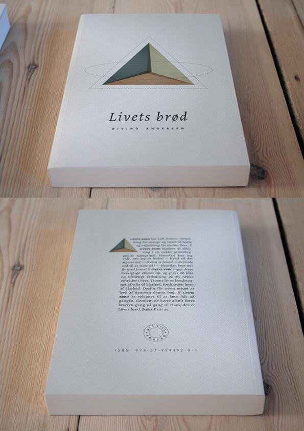 Bogdesign, omslag samt opsætning