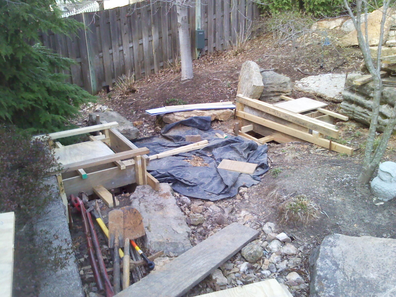 Foundations Formed