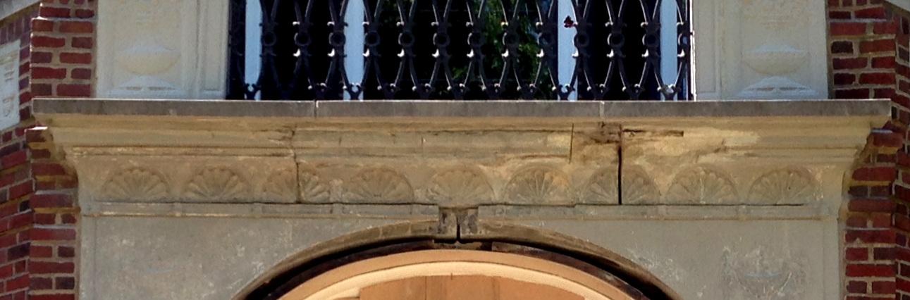 Entrance Restoration