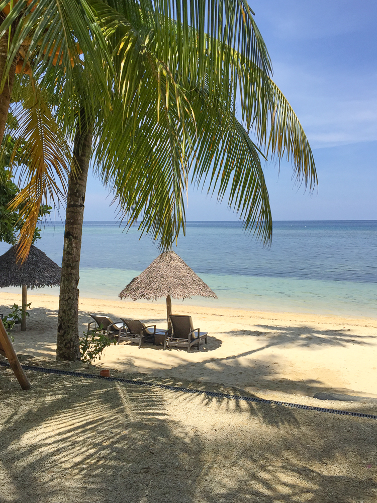Easy Diving resort in Sipalay, Negros Occidental
