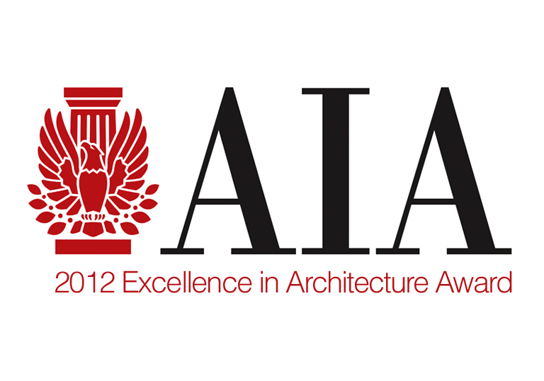 2012 Excellence in Architecture Award