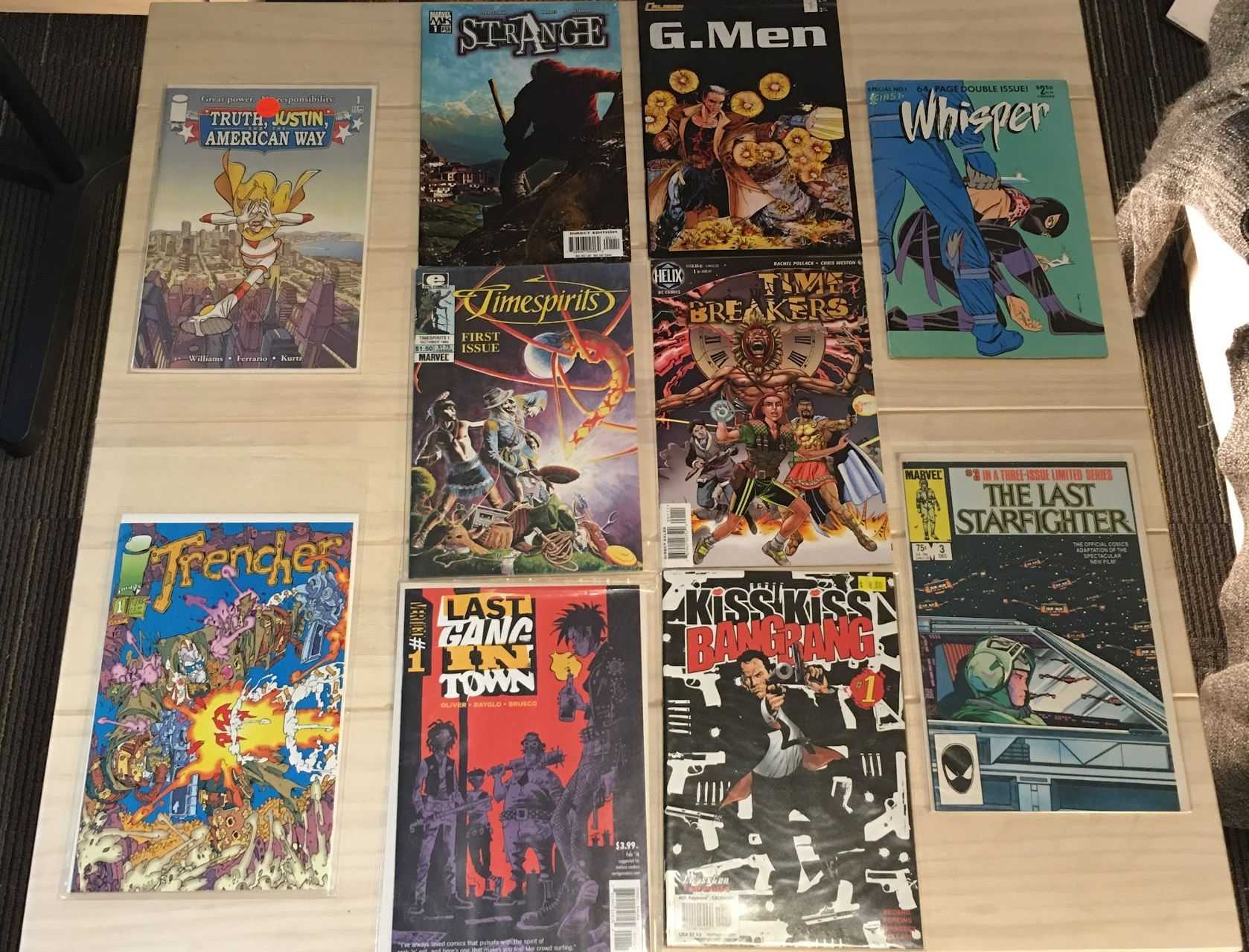 Ray's Comics