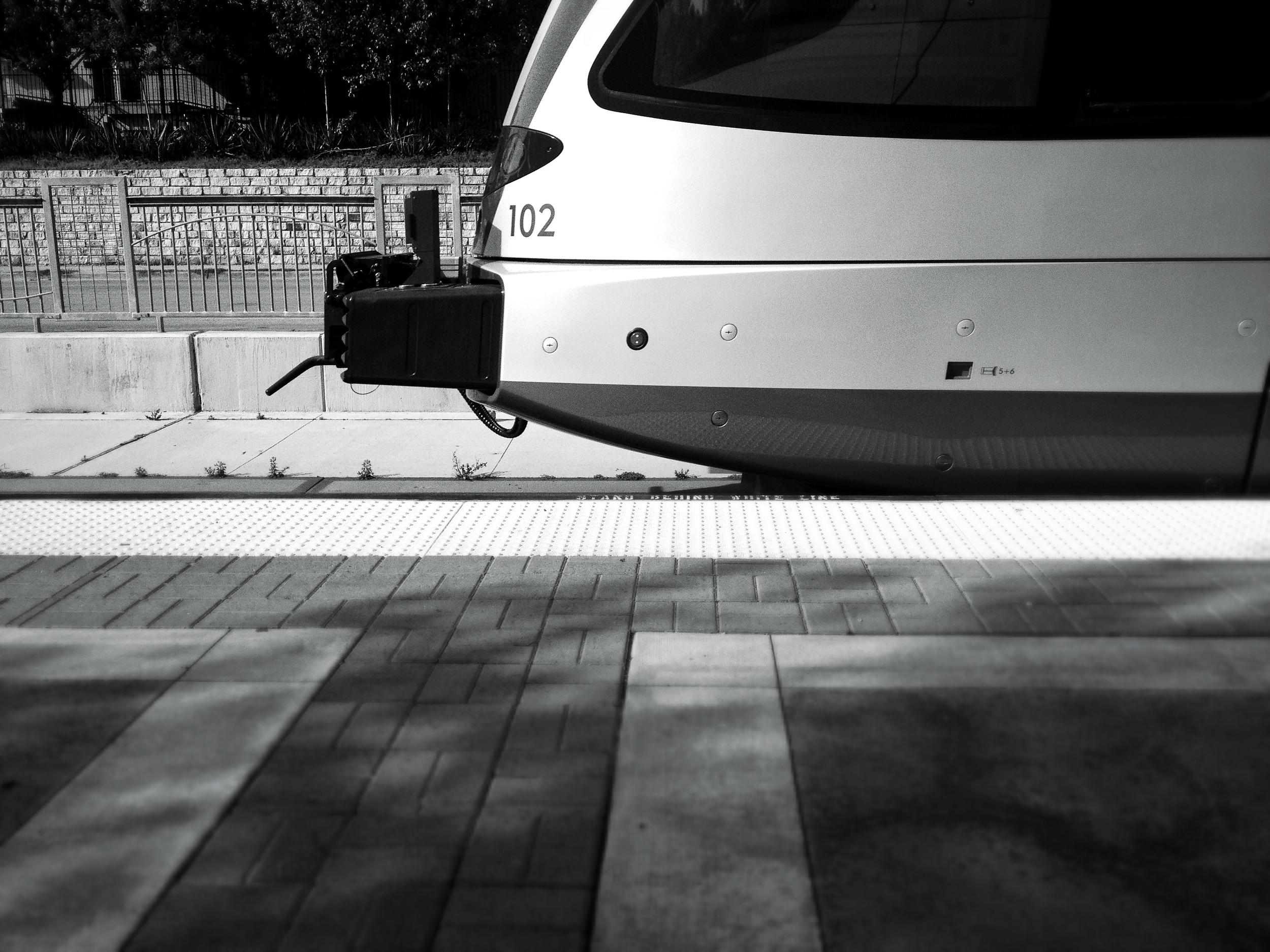 Metro Ride - 4/18
