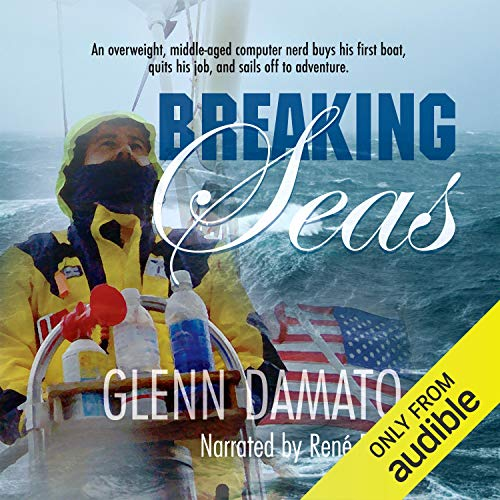 """""""Very good narration and a very entertaining story of a good sailing adventure."""" - Audible Reviewer"""