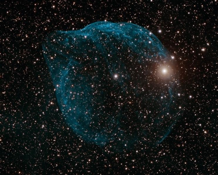 Sharpless308-008 - Winner WSP astrophtography contest