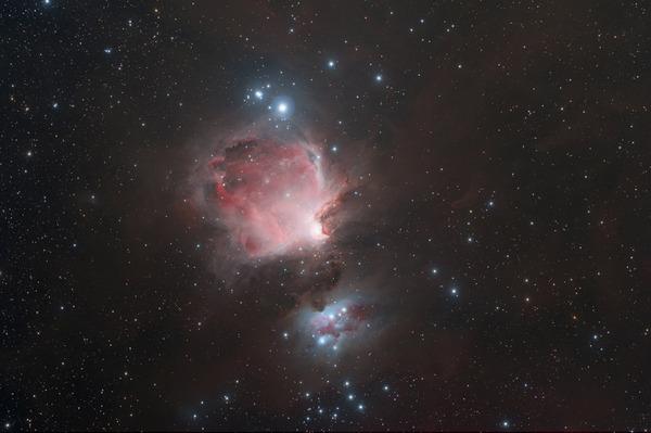 #1 The Great Orion Nebula - aka M42