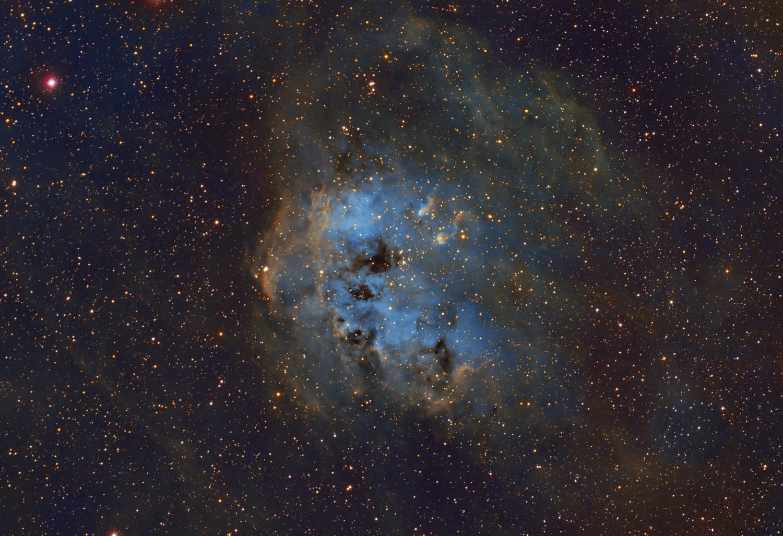 #5 The Tadpole Nebula - aka IC 410