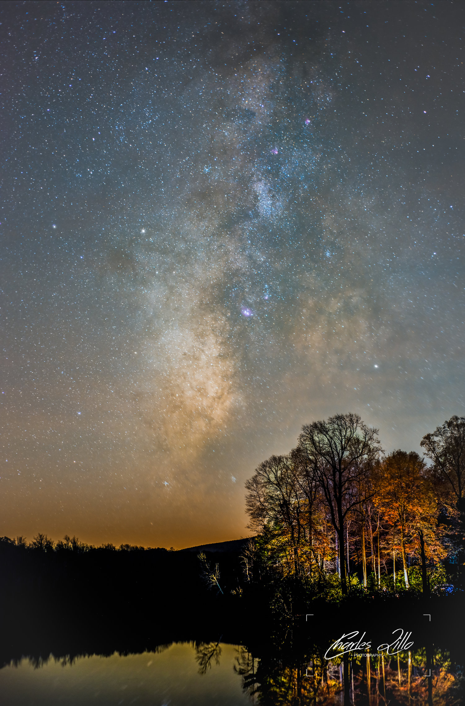 The Milkyway: Price Lake, NC