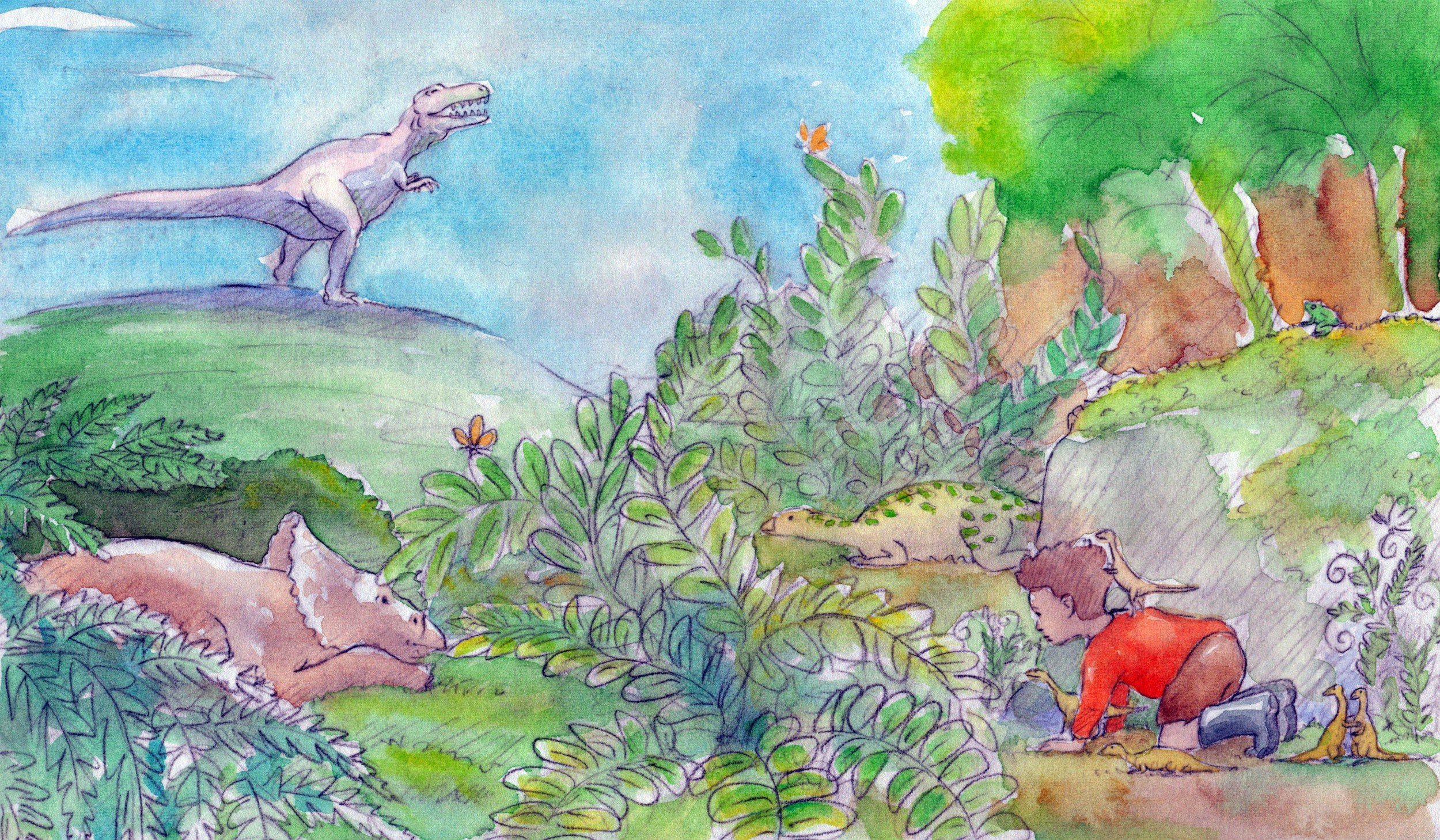 playing with dinosaurs-hiding low res.jpg