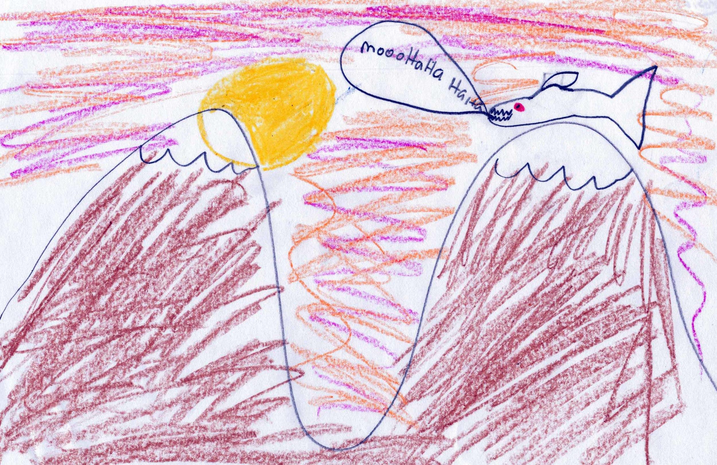 evil shark mountain sunset 7.jpg