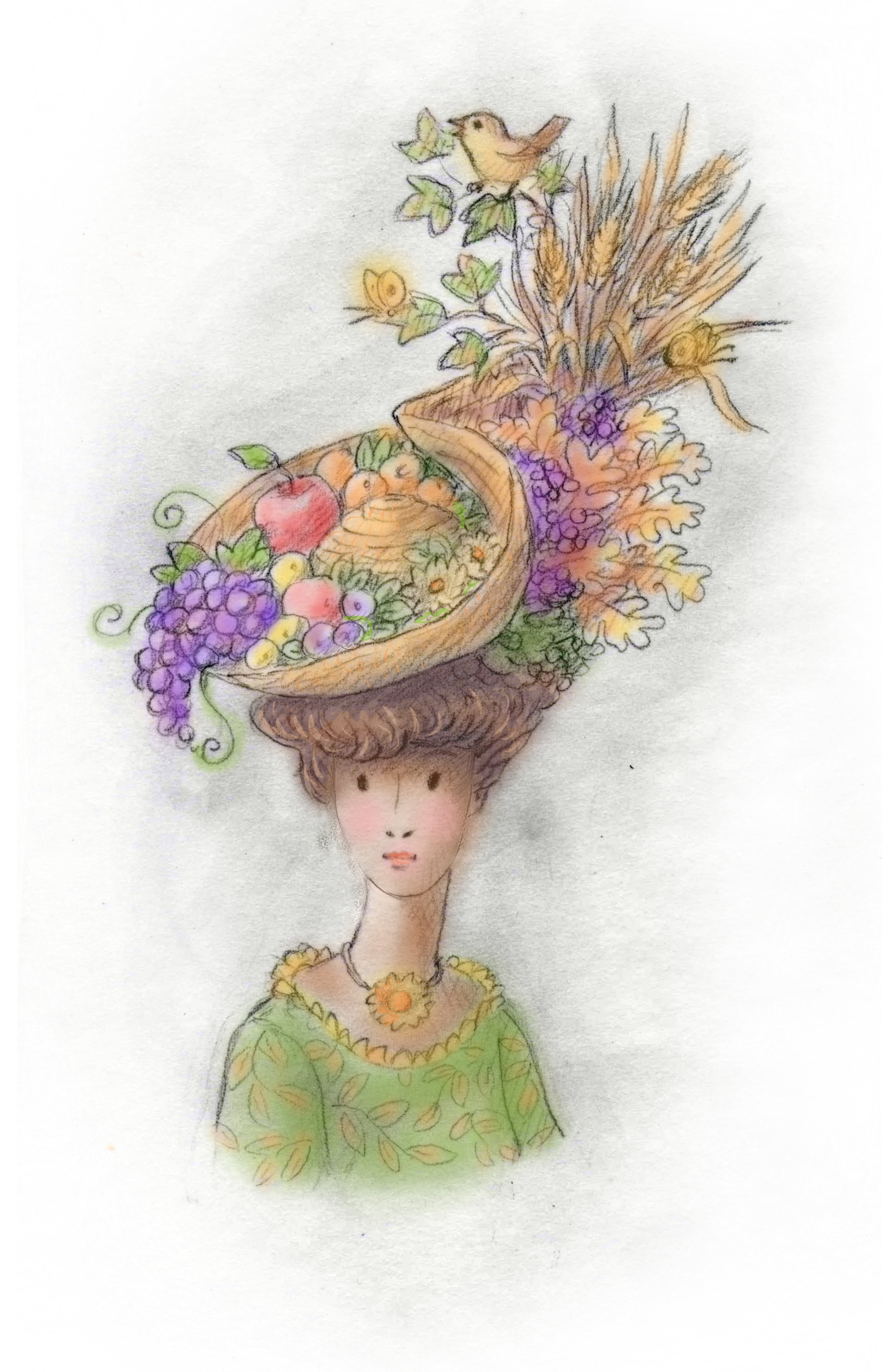 Autumn cornucopia hat 5-2918.jpg