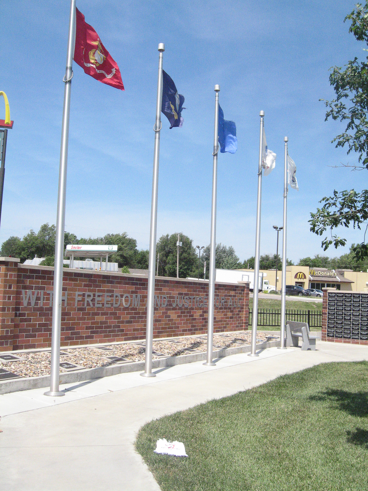US Service Flags