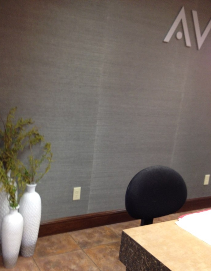 Commercial remodel for Aveda Salon & Spa