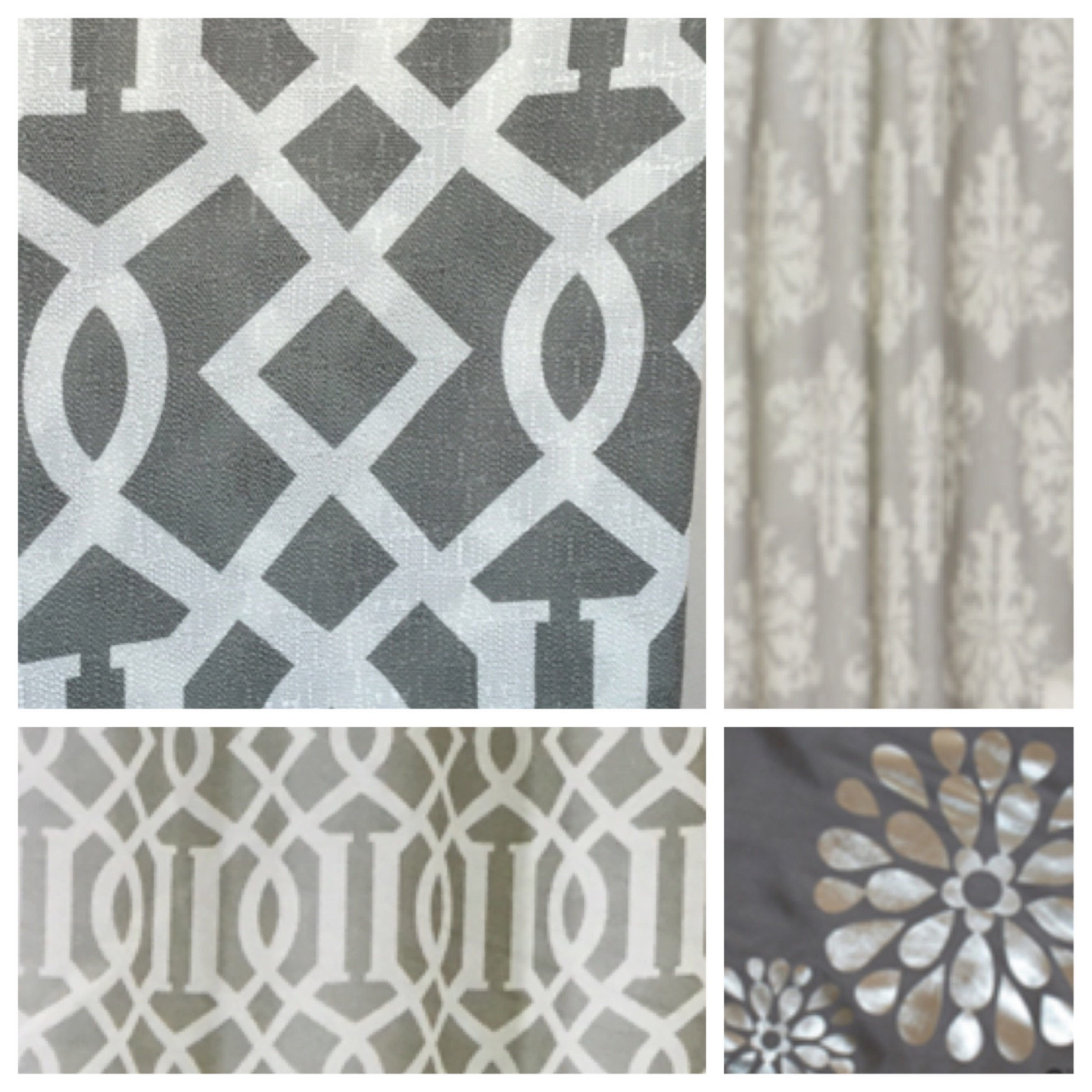 Fabric samples for residential build, Gustafson Farms