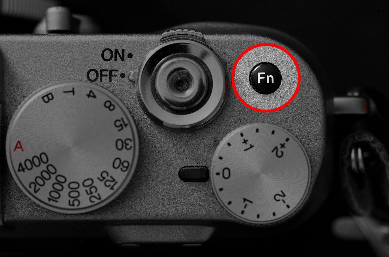 FUJIFILM FinePix X100 at f/2 in Bright Daylight