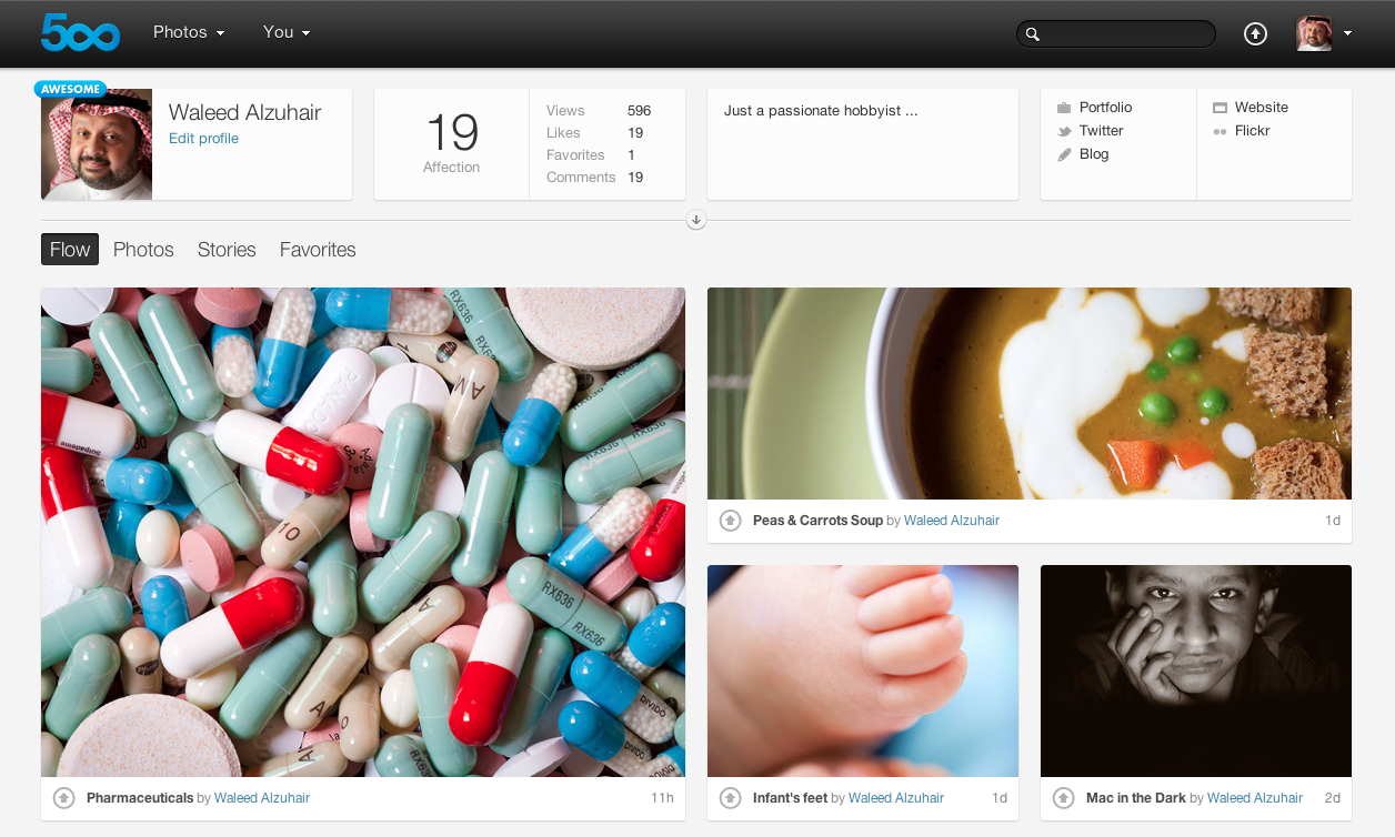500px Updated