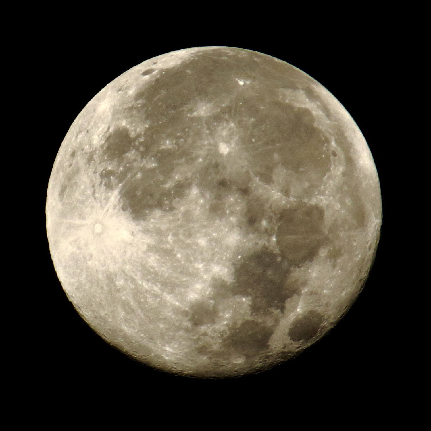 305 - Oct 31st, 2012 - Full Moon #365photoAR