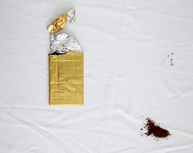 Erika Rax - Szechuan Cinnamon Truffles