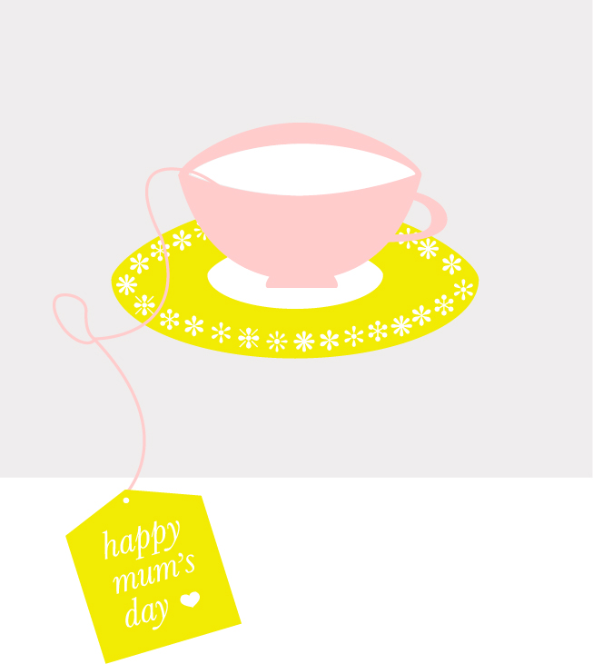 Erika Rax - Mothers Day Illustration