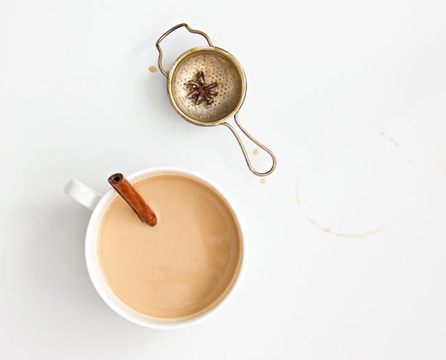 Erika Rax - Chai Latte