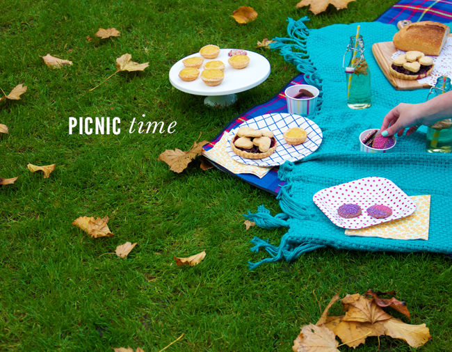 Erika Rax - Fashion Is My Boyfriend - A Fashionable Picnic