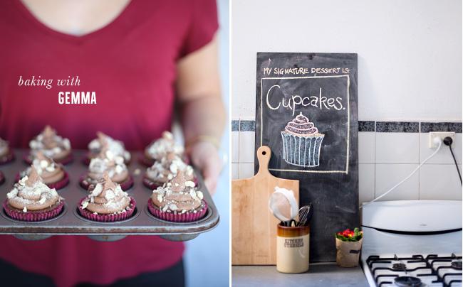 Erika Rax - Malteser Cupcakes - Baking with Gemma