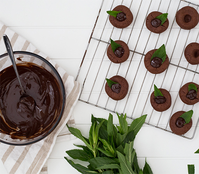 Choc Mint Drops