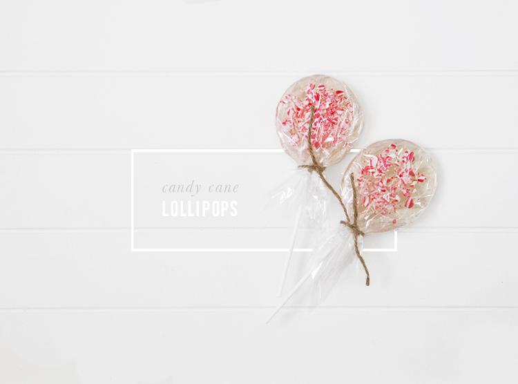 Erika Rax - Candy Cane Lollipops