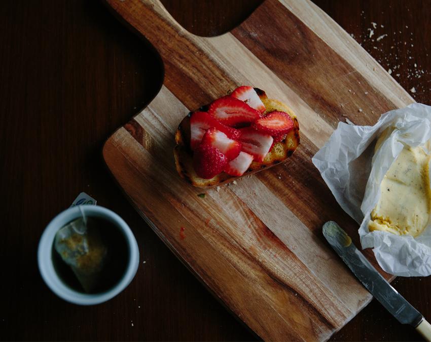 Vanilla Cultured Butter | Erika Rax