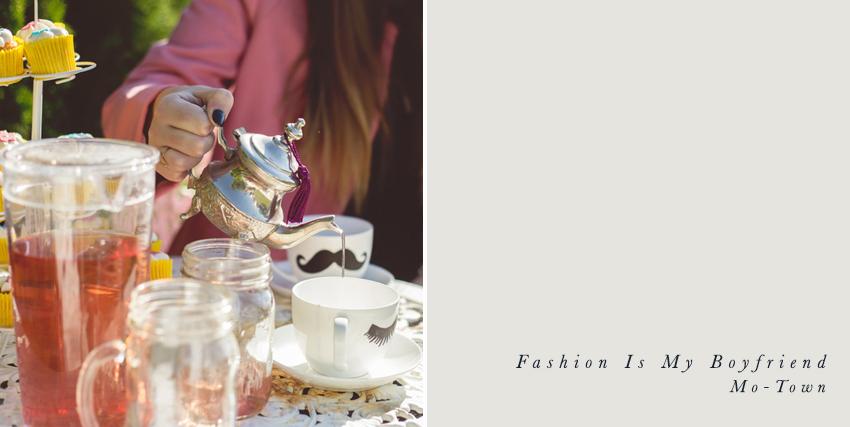 Biggest (Virtual) Morning Tea | Fashion Is My Boyfriend