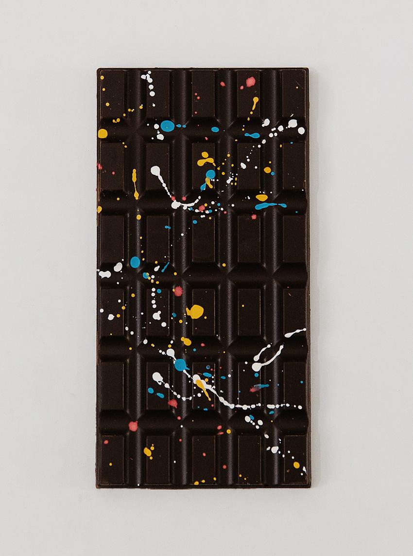 DIY Artful Chocolate Bars | Erika Rax