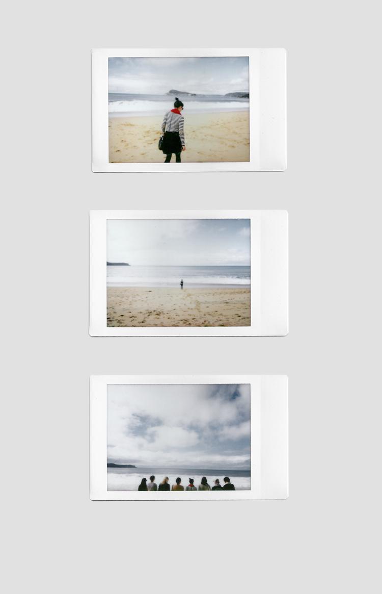 Pearl Beach Polaroids | Erika Rax