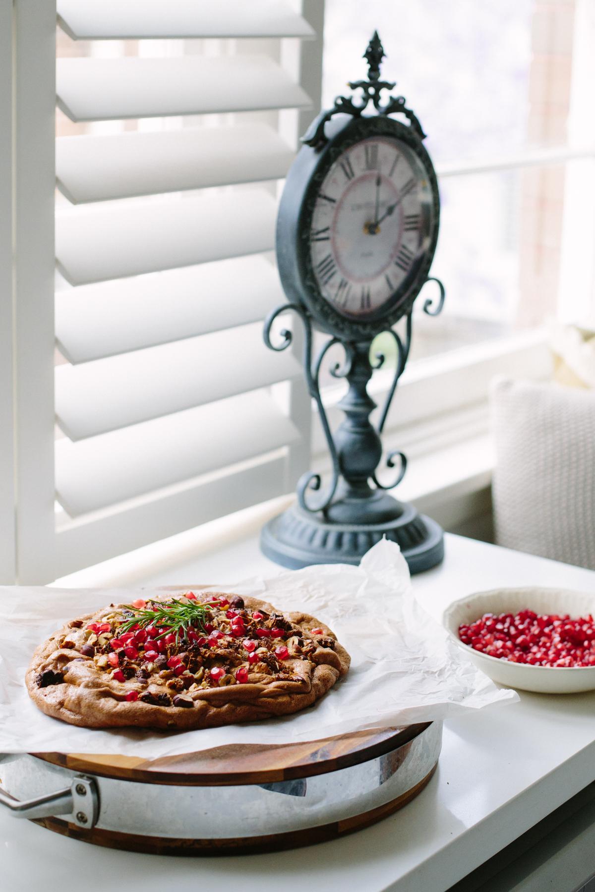 Meet Lizanne Marr / Eat Fig + Hazelnut Cake | Erika Rax